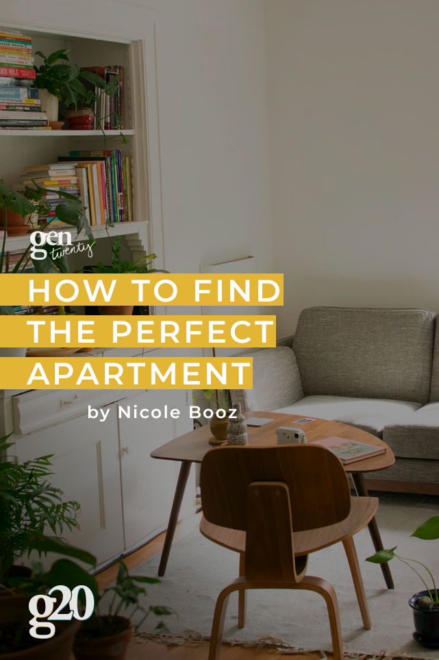 How To Find The Perfect Apartment