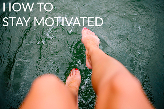A quick guide on how to stay motivated