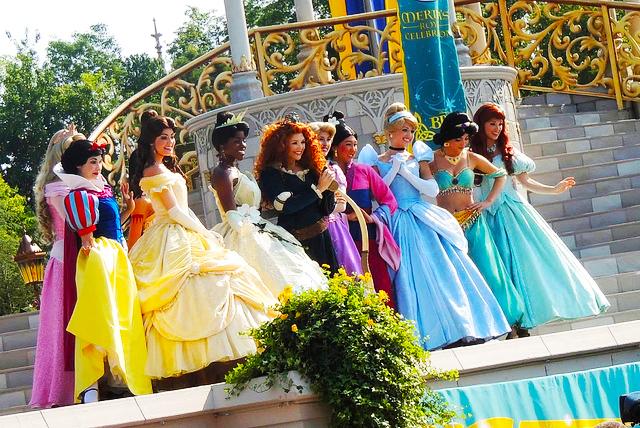 DisneyPrincesses