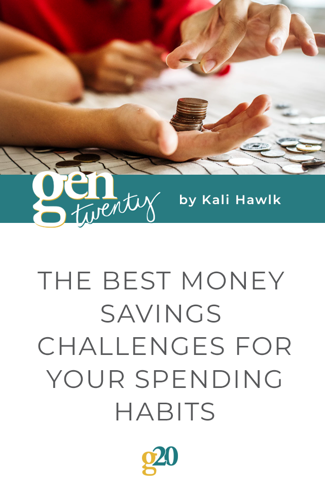 The Best Savings Challenge for Your Spending Habits