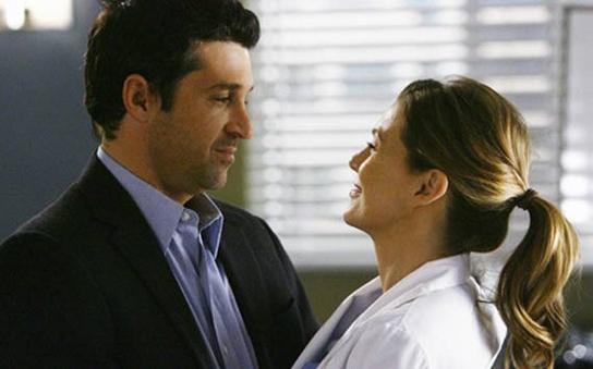Derek and Meredith – Grey's Anatomy
