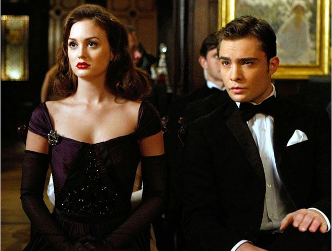 Chuck and Blair – Gossip Girl