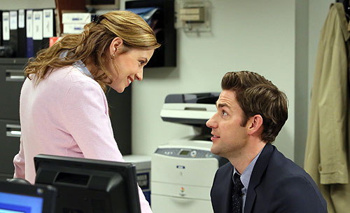 Jim and Pam – The Office