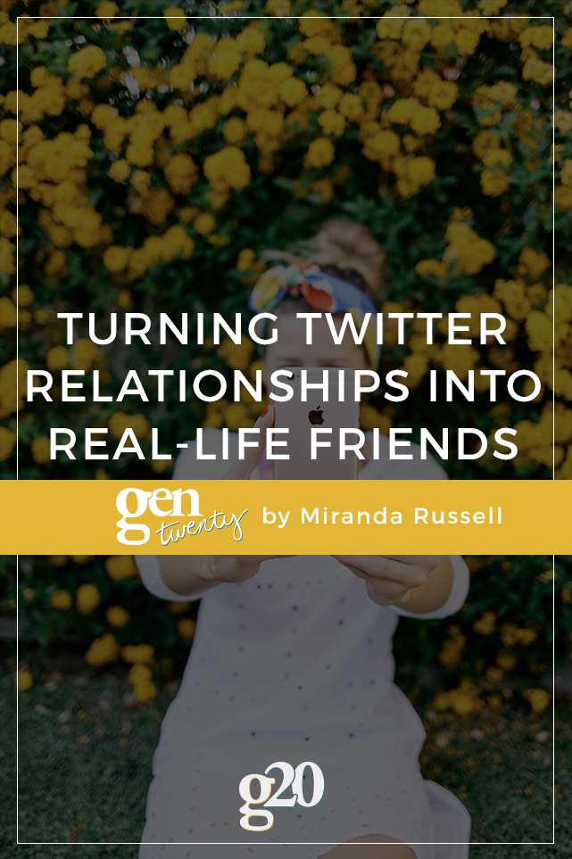 Moving online relationships into real-world friendships isn't hard or awkward at all! Check out these tips to make it happen seamlessly.