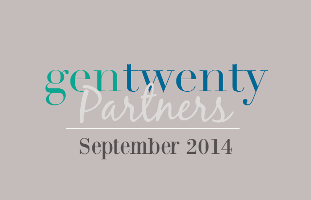 September Monthly Partners