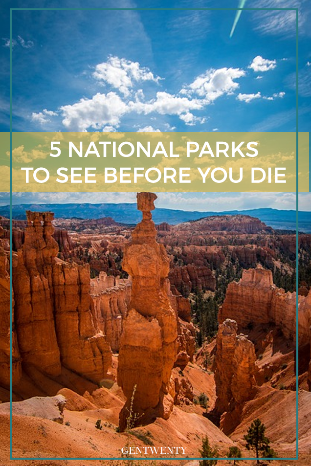 """Some of America's most beautiful National Parks are located in """"flyover country."""" But it's well worth going off the beaten path for these beauties."""