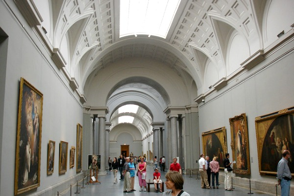 Immerse yourself in classic art at the Prado Museum.