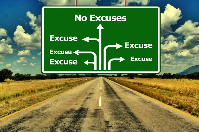Excuses Are Useless: Taking Ownership of Your Mistakes