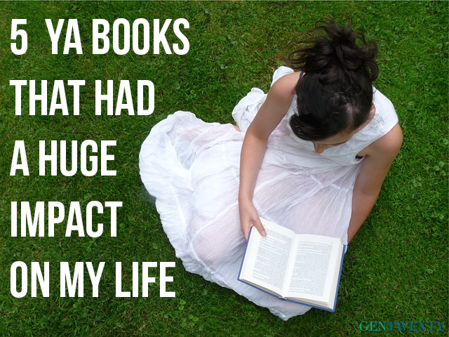Five YA Novels That Made a Huge Impact on My Life