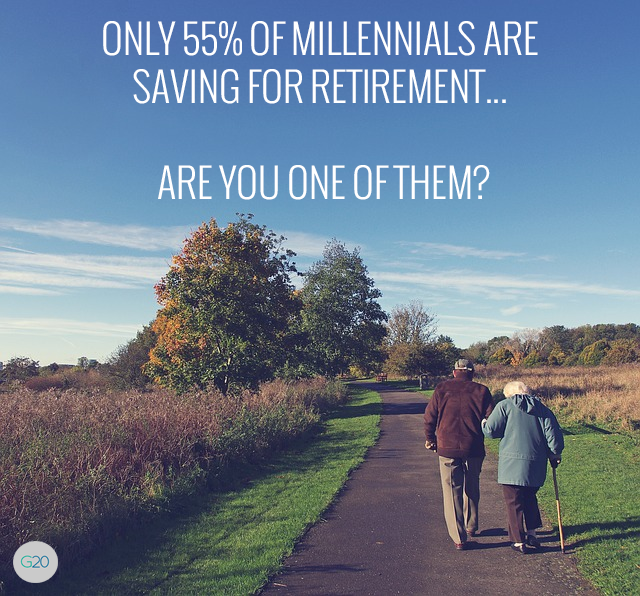 Retirement: Why You Need to Start Saving NOW
