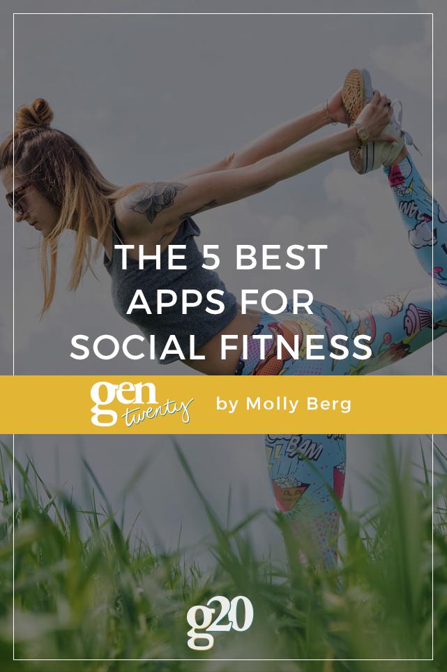 Merging Fitness Habits and Social Media