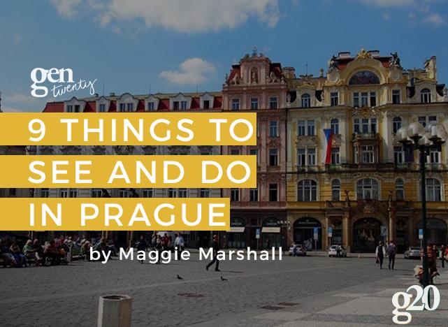 A World of Wanderlusting: Prague