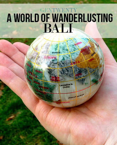 A World of Wanderlusting: Bali