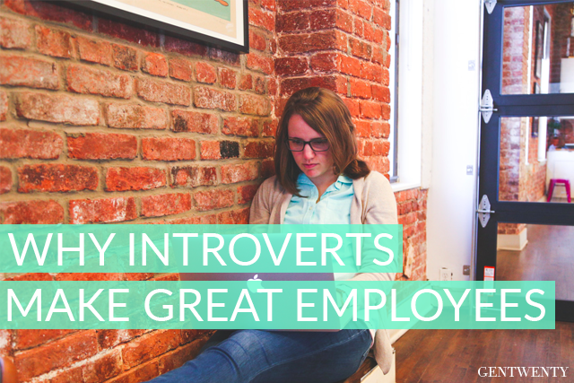 why gadgets are great for introverts For those still unsure, here is why being an office introvert is a good thing introversion vs extraversion by definition, introverts are shy and reticent.