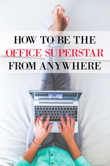 Working Remotely: How to Shine as an Employee from Miles Away