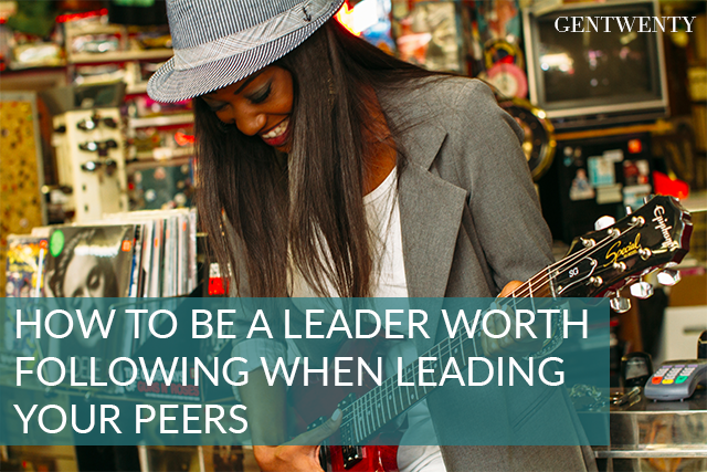 How To Be a Leader Worth Following