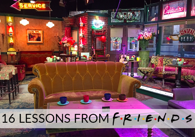 Everything We Need to Know We Learned from Friends