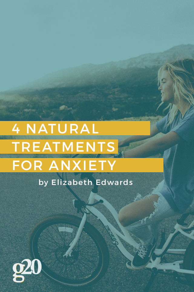 40 million Americans suffer from anxiety. Meds and traditional therapy often bring little relief to many. Read this for 4 natural treatments to coping with your anxiety.