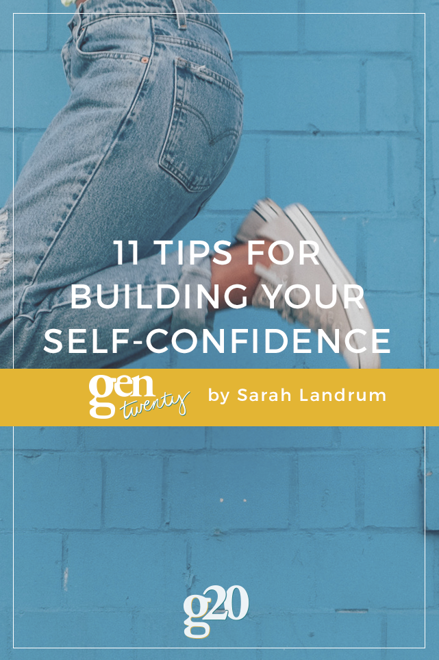 "A lack of self-confidence is not a healthy personality trait. And it shouldn't be dismissed with a hand-wave of ""I'm just introverted."" Self-confidence is, in fact, a crucial life-skill—and like any skill, it requires cultivation and practice. Click through for 11 ways to build your self-confidence today."