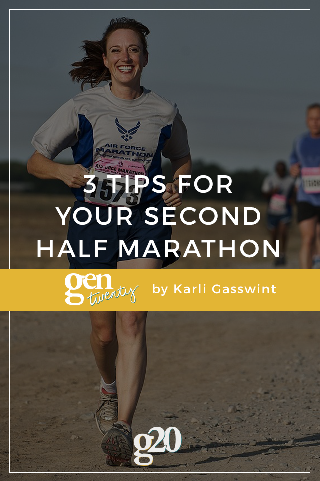 You've already got 13.1 miles in the books, and now you're ready for your second half marathon. Here are 3 tips to help with your training.