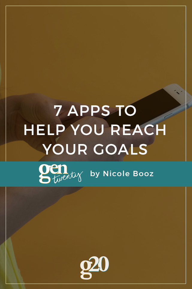 That ping from a notification from your favorite goal tracking app is the push you need to reach your goals! Read on for 7 apps that can help with that.