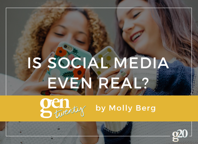 Is Social Media Real? Our Take on the Debate