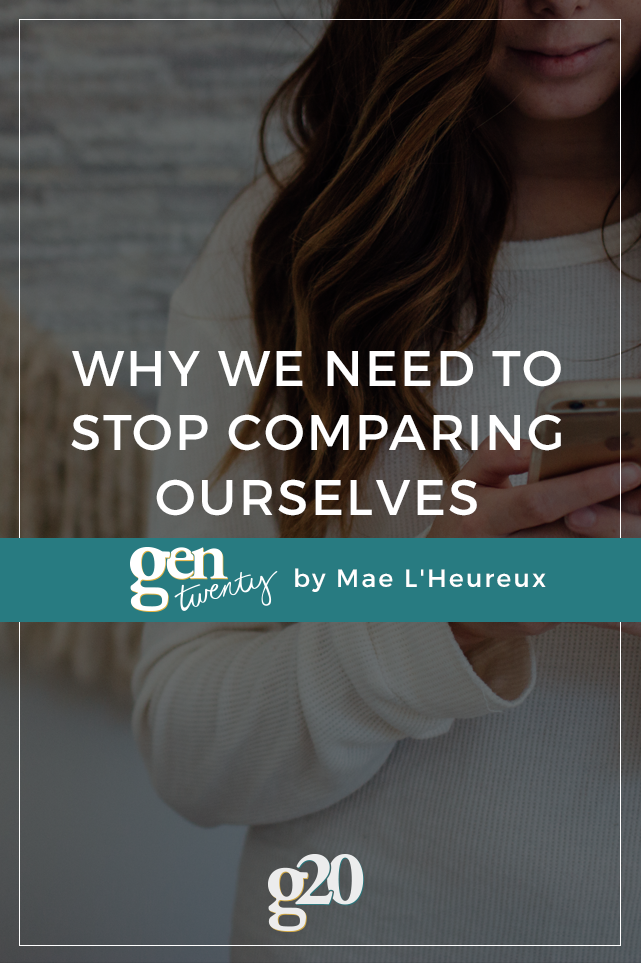 Why We Need To Stop Comparing Ourselves to Each Other