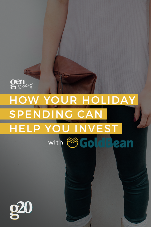 Investing is scary for many young adults, but it's not as complicated as you think. Here's a tip: Start with the stores you already shop at. Click through for more!