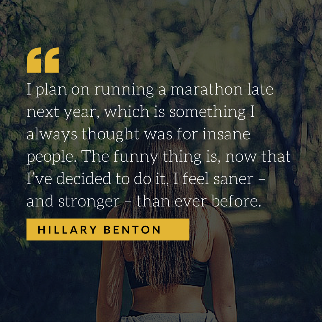 How Running Made Me Mentally Stronger
