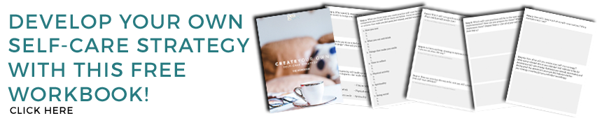 Free Self-Care Strategy Workbook In-page