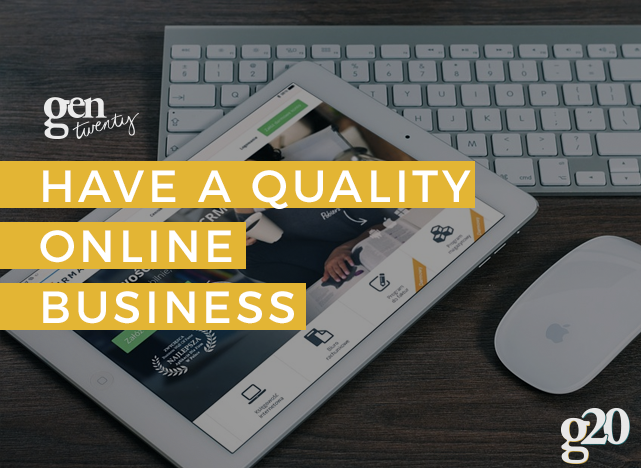 When you have an online store, it is important to make sure that it offers everything that your customers need to feel comfortable doing business with you.