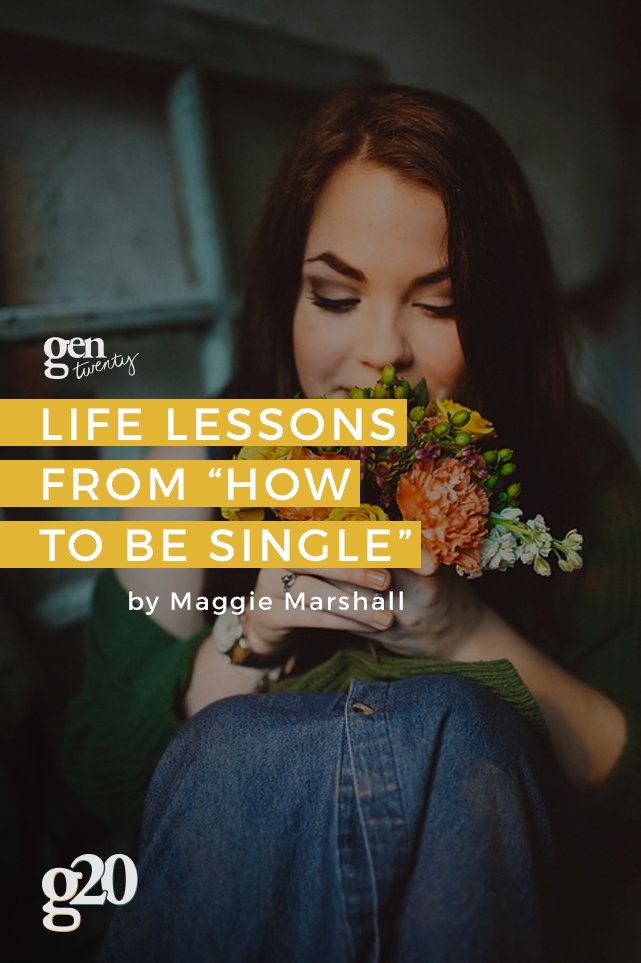Making a relationship your goal is a dangerous route to take.