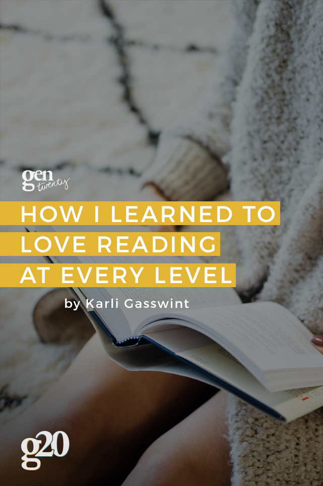 How To Love Reading at Every Level