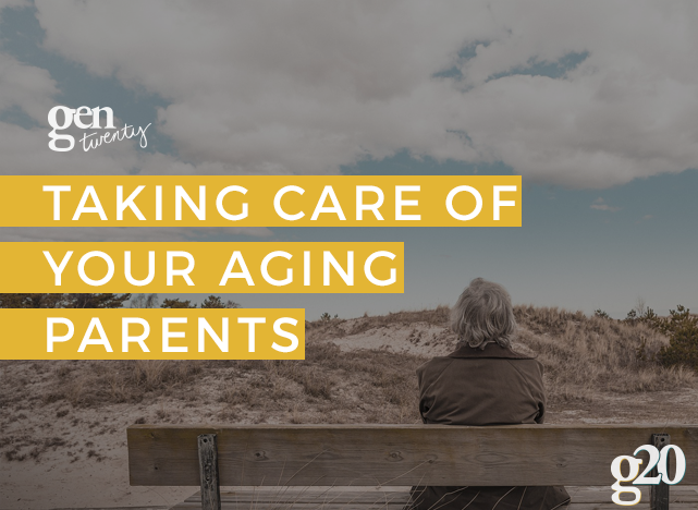 Taking Care of Aging Parents in the 21st Century