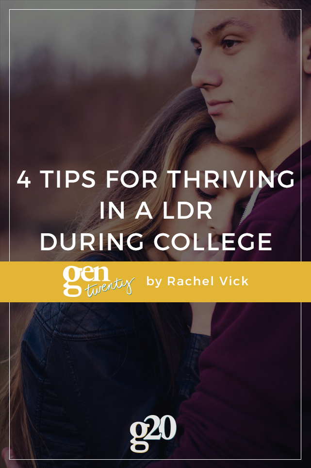 4 Tips For Thriving in a Long-Distance Relationship in College