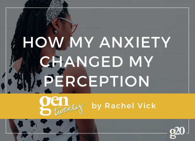 My Anxiety Story and How I Grew Because of It