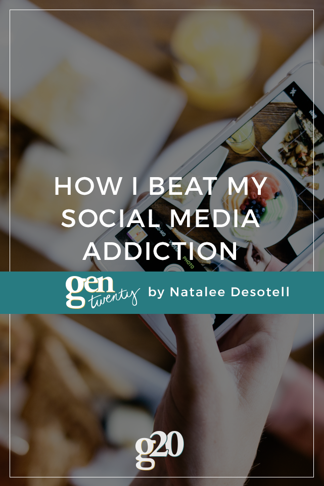How I Curbed My Social Media Addiction