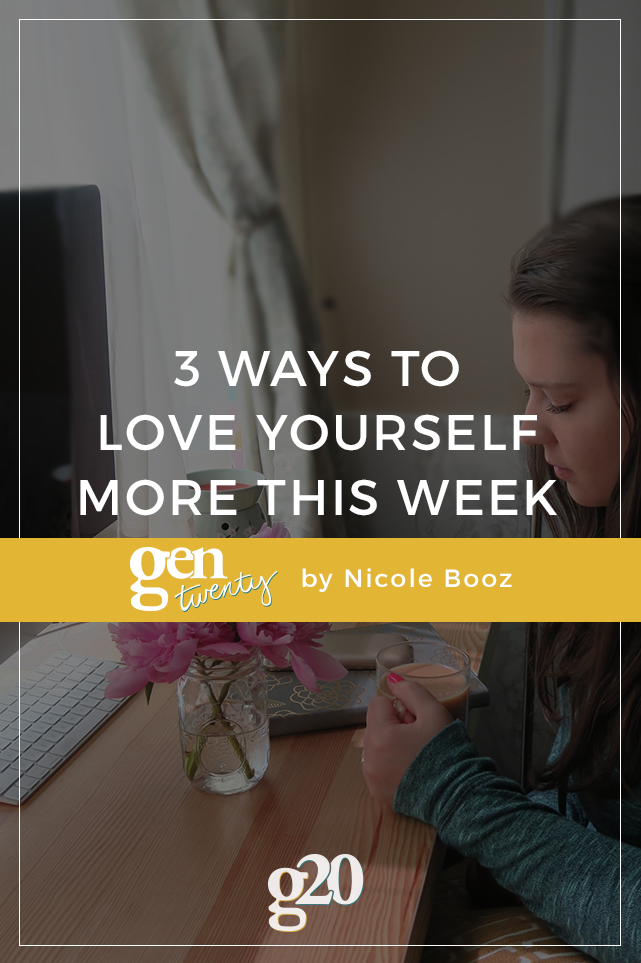 3 Ways To Treat Yourself Extra Special This Week