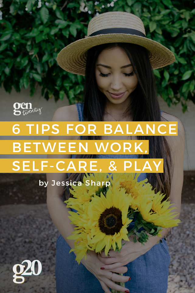 How To Balance Your Job With Extra Responsibilities While Still Taking Care of Yourself