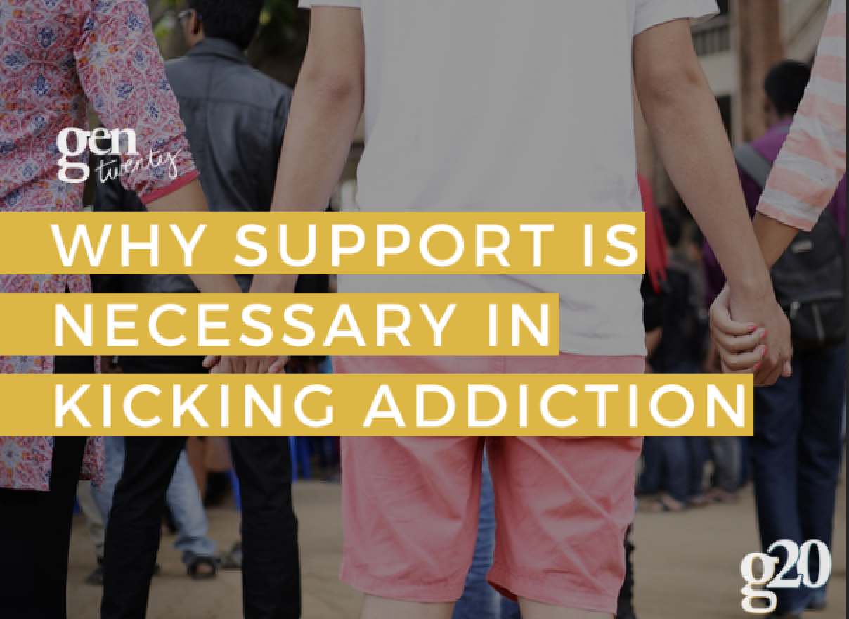 Why Support Is a Necessary Factor in Kicking Addiction