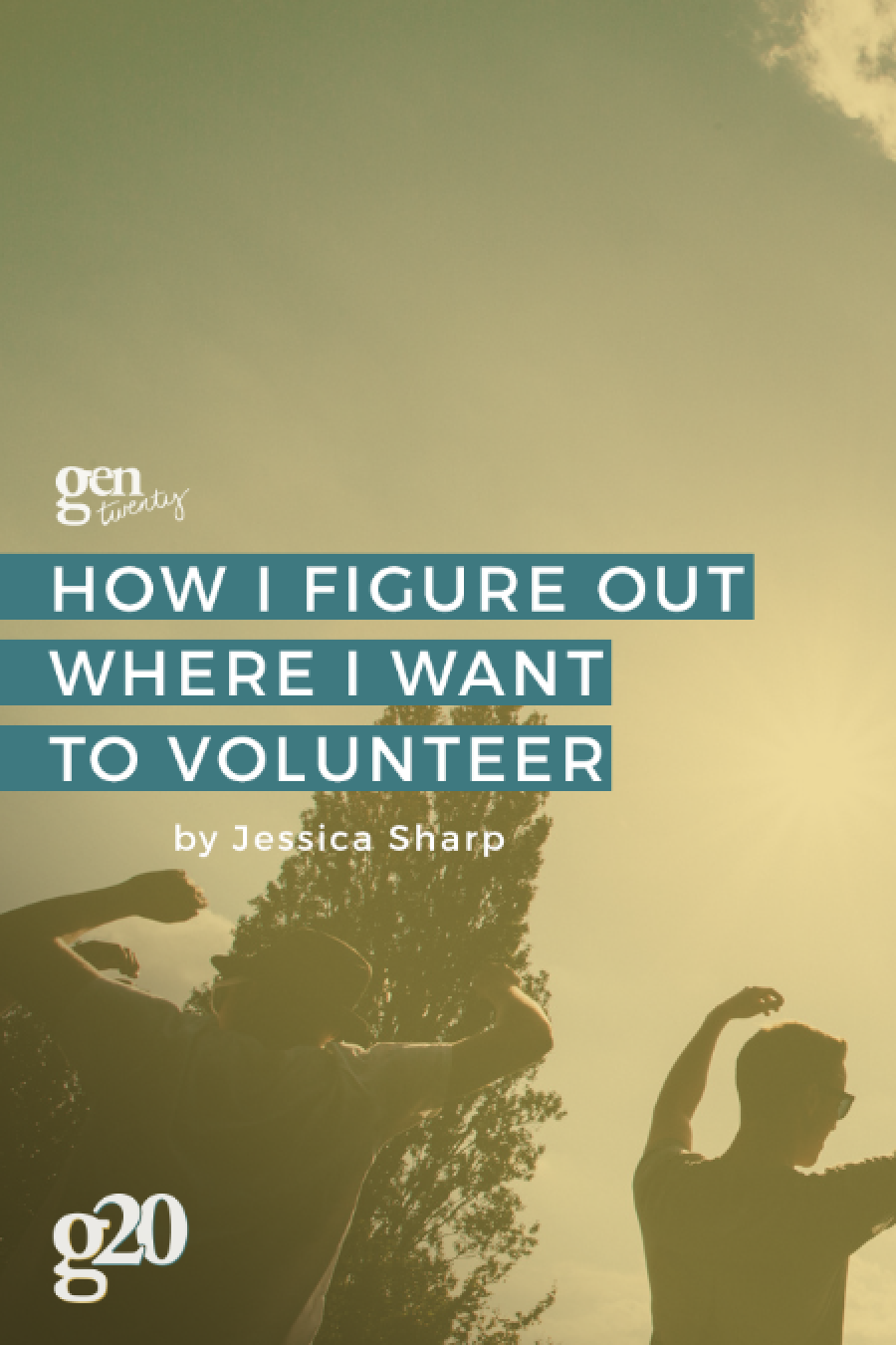 Why I Will Always Be a Volunteer