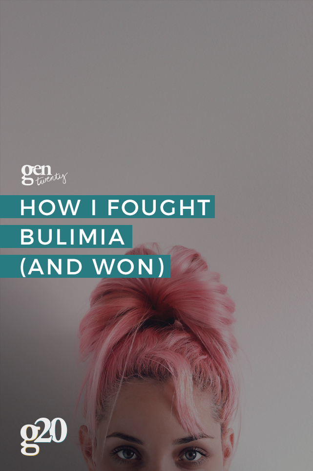 How I Fought Bulimia (And Won)