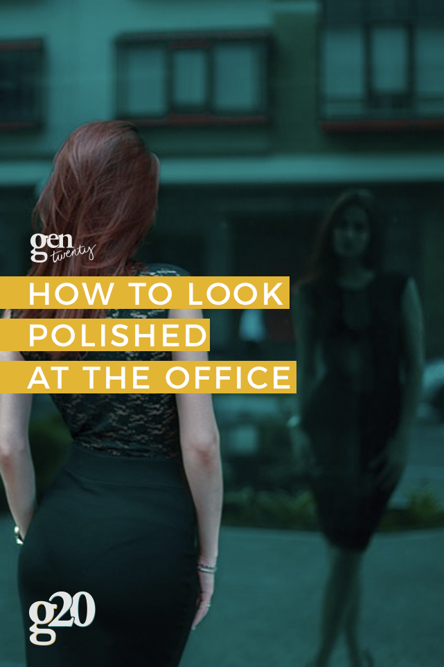 How to Look Polished at the Office