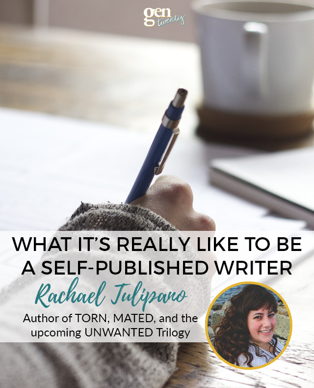 An Inside Look at The Life of a Self-Published Writer