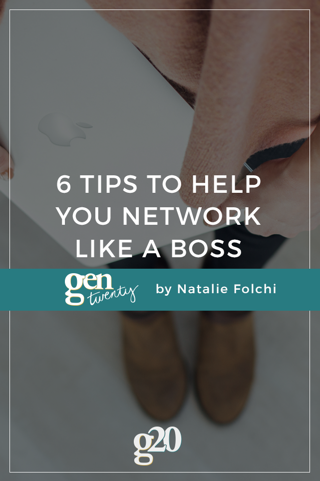 Who You Know: How to Network Like a Boss