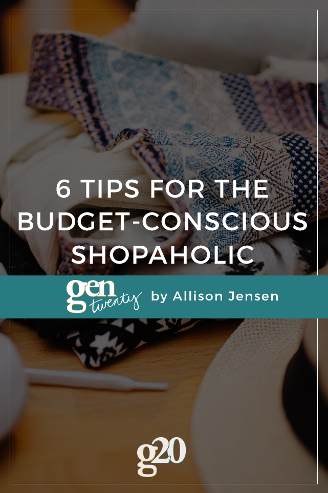 Confessions of a Sale Section Shopaholic