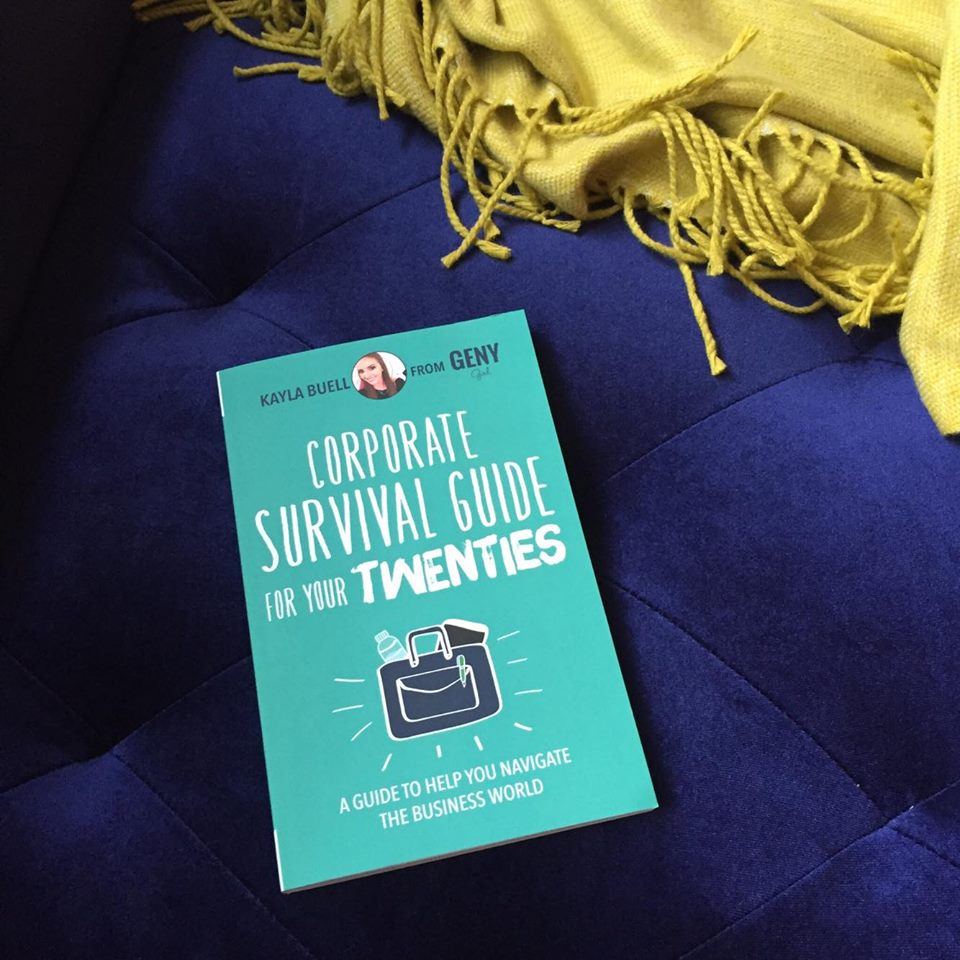 #G20Reads: Corporate Survival Guide For Your Twenties ⭐️⭐️⭐️⭐️