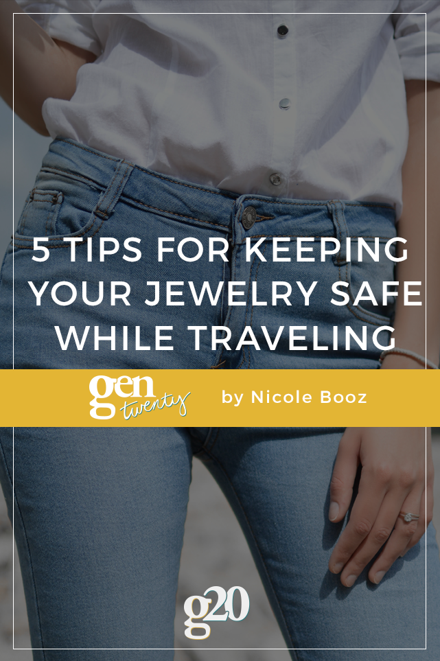 5 Tips For Keeping Your Jewelry Safe While Traveling