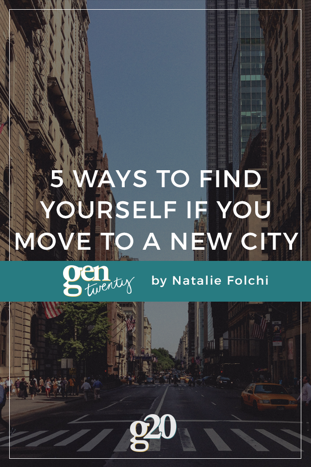 Finding yourself in a new city is a thrilling adventure! Click through for 5 tips to make it happen.