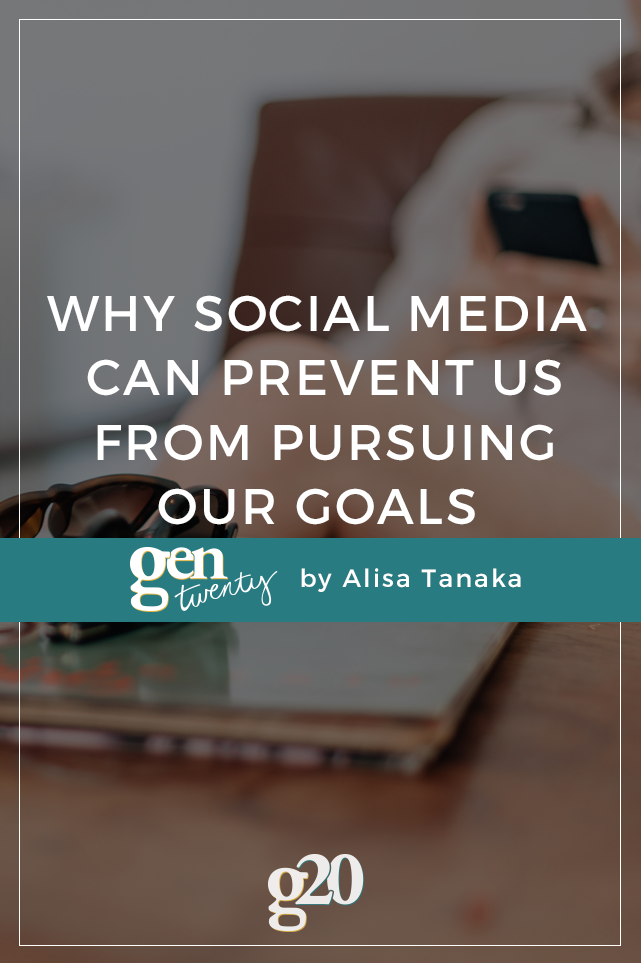 Why Social Media Can Prevent Us From Pursuing Our Goals